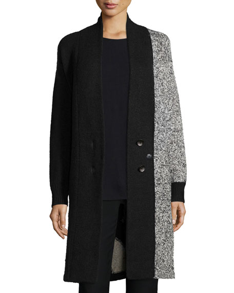 Heirloom Two-Button Long Jacket