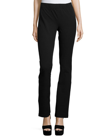 Kobi Halperin Boot-Cut Pull-On Leggings
