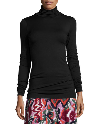 Long-Sleeve Turtleneck, Women's