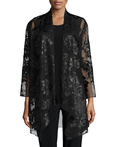 Flourish Draped Cardigan, Women's