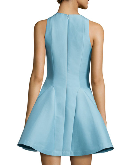 SL STRUCTURED DRESS W CUTOUT