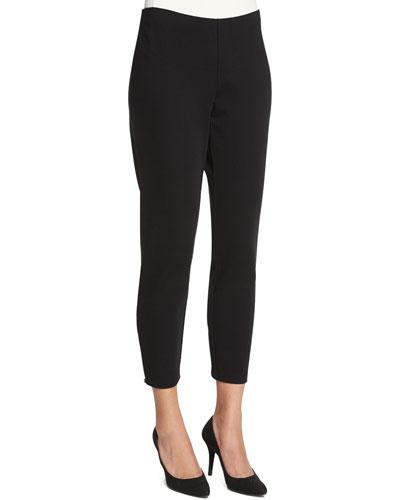 Heavyweight Slim Ankle Pants, Women's