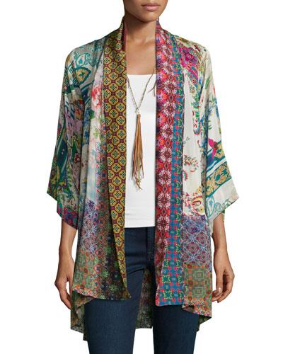 Dream Kimono Printed Jacket