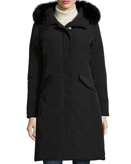 Woolrich John Rich & Bros. Luxury Long Parka
