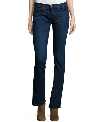 Current/Elliott The Slim Boot-Cut Jeans, Wallace