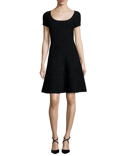 Codris B A-Line Dress