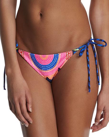Mara Hoffman Starbasket Reversible Tie-Side Swim Bottom