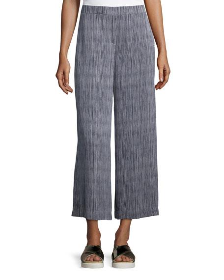 Raoka Olina Striped Culottes