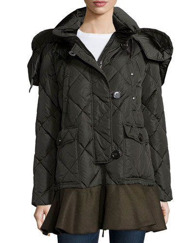 Quilted Jackets for Women & Womens Puffer Jackets | Neiman Marcus