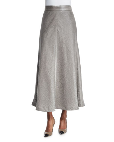 Gwenyth A-line Midi Skirt