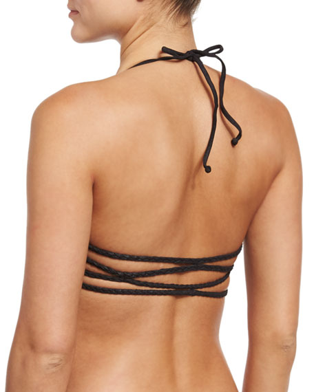 Zen Braided Swim Top