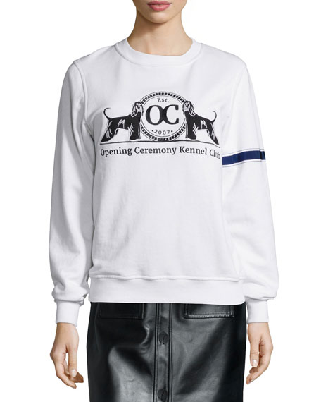 Opening Ceremony OC Kennel Club Sweatshirt
