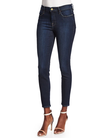 Le High Skinny Ankle Jeans, Harper