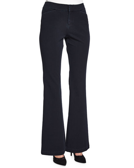 Lafayette 148 New York Suffolk Flared Pants, Women's