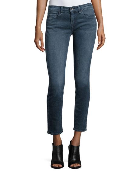 rag & bone/JEAN Dre Mansfield Skinny Cropped Jeans, St. Germain