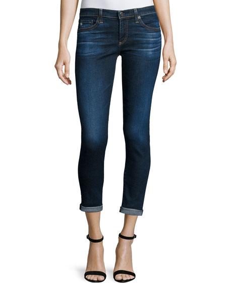 AG The Stilt Roll-Up Jeans, 2 Years Beginning