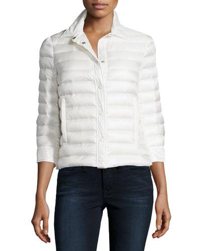 Gonelle Puffer Jacket, White