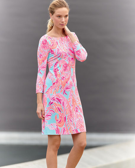 Sophie UPF 50+ Printed Dress