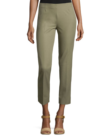 Lafayette 148 New York Bleecker Jodhpur Cloth Cropped Pants