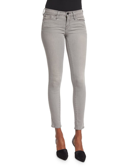 FRAME DENIM Le Skinny De Jeanne Ankle Jeans,
