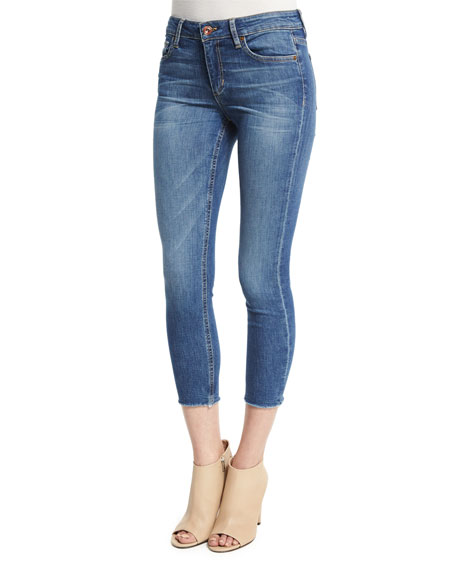 Joe's Jeans The Finn Cropped Jeans, Roamie