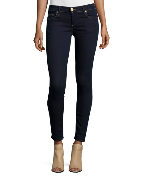 True Religion Casey Skinny Ankle Jeans, Body Rinse