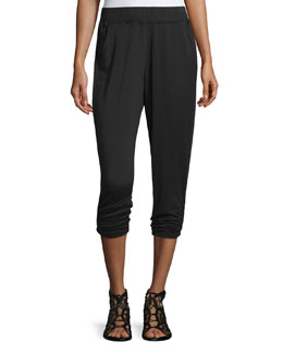 City Slimming Lounge Pants, Black
