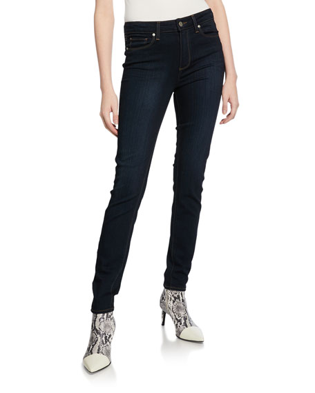 PAIGE Verdugo Ultra-Skinny Ankle Jeans, Nottingham