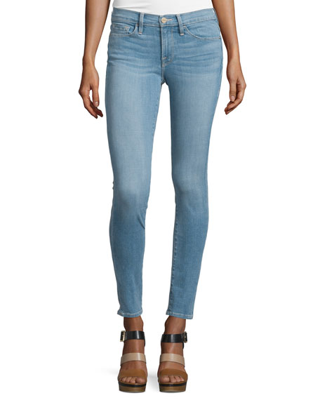 FRAME Le Skinny De Jeanne Ankle Jeans, Antibes