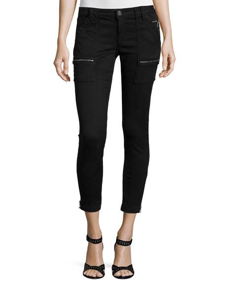 JoiePark Twill Skinny Jeans