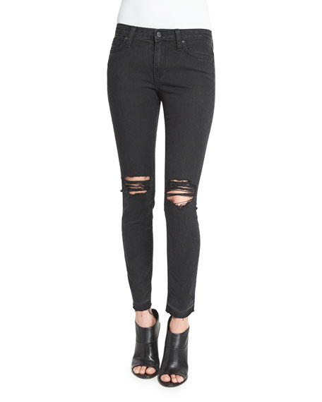 Joe's Jeans The Icon Distressed Ankle Jeans, Vyola