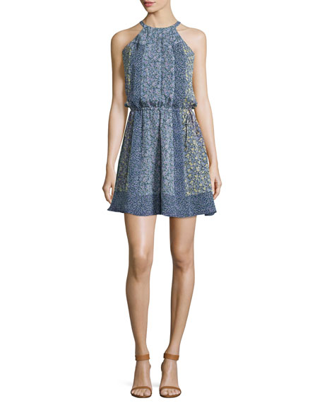 Joie Makana C Floral-Print Dress