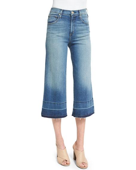 McGuire Bessette High-Waist Culotte Jeans, Shayne