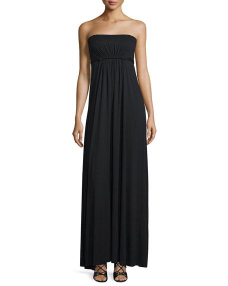 Rachel pally strapless empire waist caftan maxi dress for Neiman marcus dresses for wedding guest