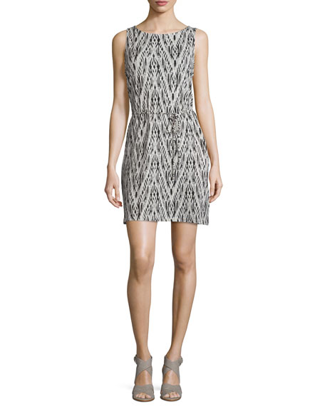 Soft Joie Madia Printed Sleeveless Dress