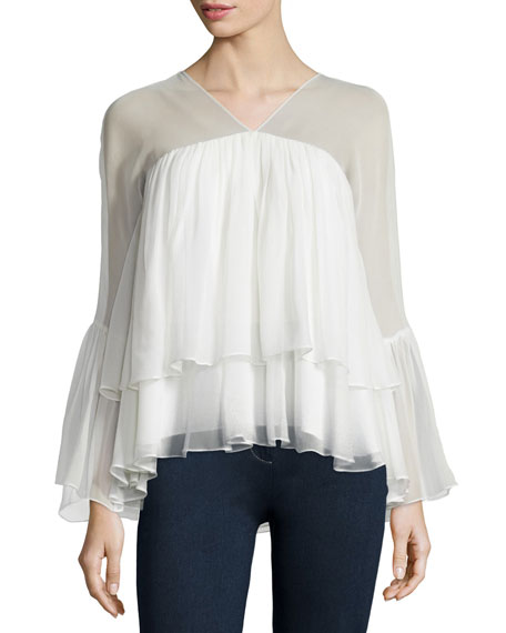 Shop for ivory blouses for women at atrociouslf.gq Free Shipping. Free Returns. All the time.