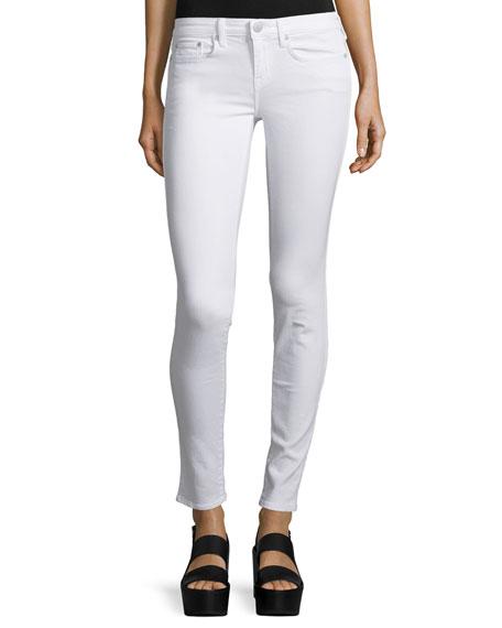 VinceRiley Skinny Jeans, Optic White