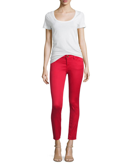 Margaux Skinny Ankle Jeans, Firepit