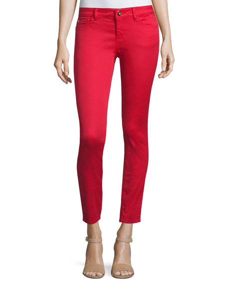 DL 1961 Premium Denim Margaux Skinny Ankle Jeans,