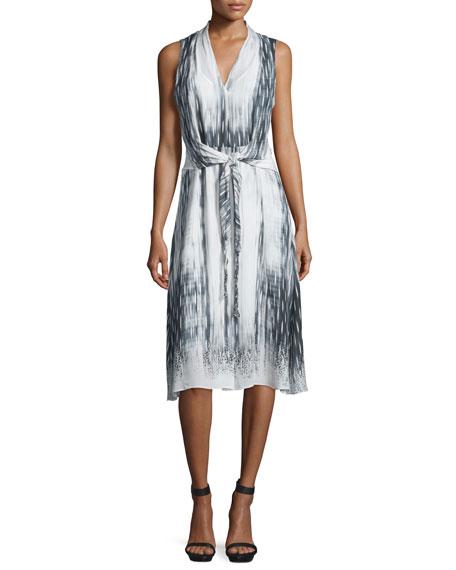Kobi Halperin Josie Sleeveless A-line Dress