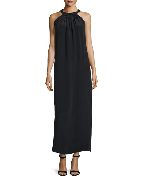 Kobi Halperin Penelope Long Halter Dress