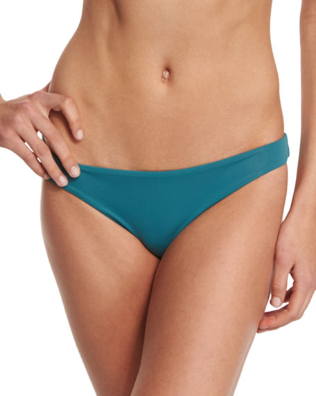 Mara Hoffman Sage Wrap-Front Bikini Swim Top &