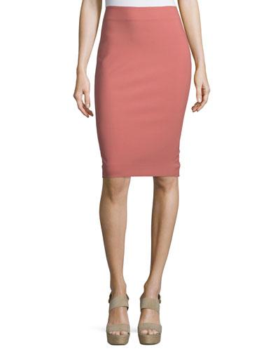 Aisling Pencil Skirt, Pink