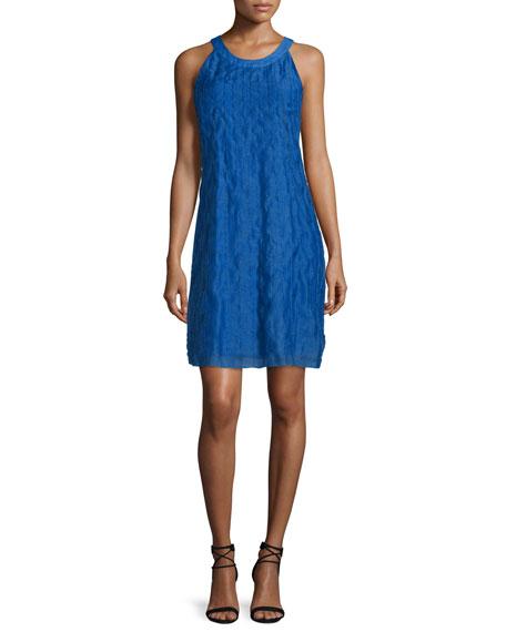 NIC+ZOE Batiste Pintucked Dress, Plus Size