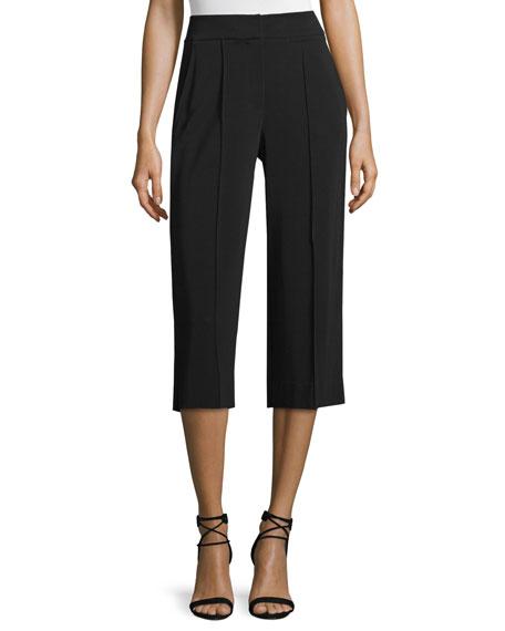A.L.C. Cooke Slim-Fit Gaucho Pants, Black