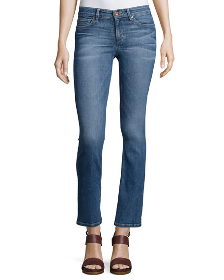 Joe's Jeans The Provocateur Petite Boot-Cut Ankle Jeans,