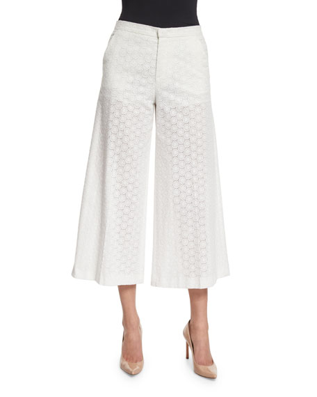 Shop the Women's Wide-Leg Cropped Pant In Cotton-Poplin at europegamexma.gq and see the entire selection of Women's Pants. Free Shipping Available.
