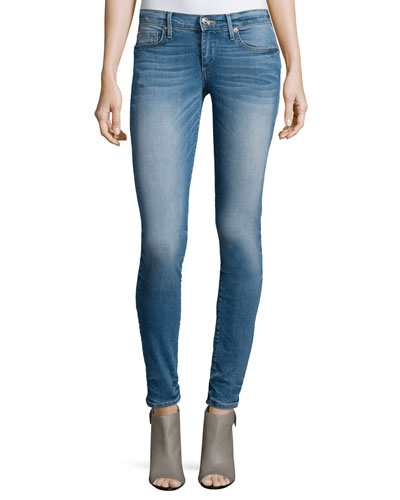 Casey Low-Rise Super Skinny Jeans, Vintage True