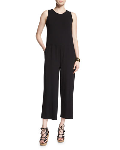 Fisher Project Jersey Ankle-Length Jumpsuit