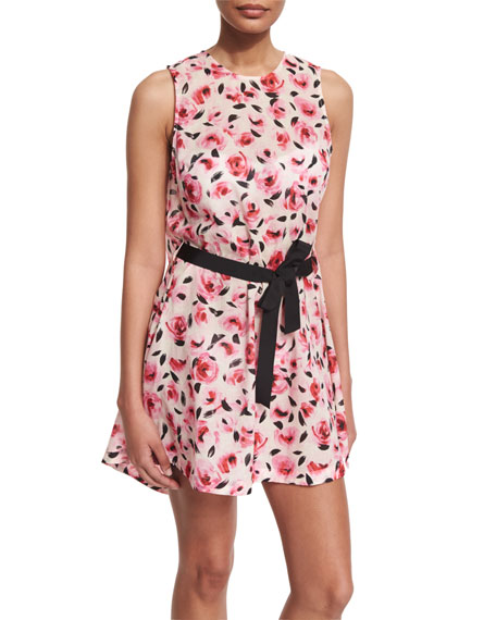 kate spade new york bay of roses printed